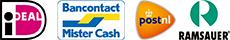 veilig betalen en verzenden bij uw officiële Ramsauer dealer